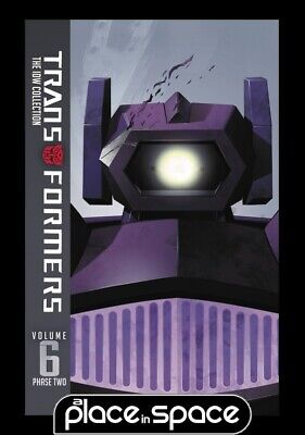 Transformers Idw Coll Phase 2 Vol 06 - Hardcover