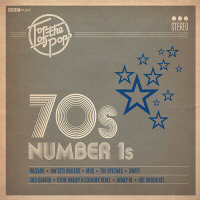 Various Artists : Top of the Pops: 70s Number Ones CD (2013) Fast and FREE P & P