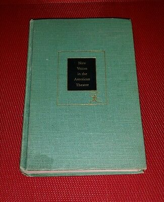Vintage 1955 Collection Of Plays THEATRE Williams, Miller, Inge, Wouk, Axelrod