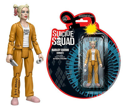 """Suicide Squad - Inmate Harley Quinn 3.75"""" Action Figure"""