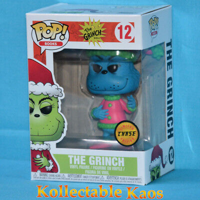 The Grinch - Santa Grinch Pop! Vinyl Figure - Chase