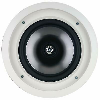 "Leviton 8"" IN-CEILING SPEAKER PAIR PREMIUM, 100WATTS @ 8OHMS ARCHITECTURAL"
