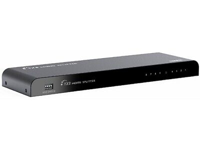LENKENG HDMI Splitter  1 x 8 HDMI 2.0 with EDID Management