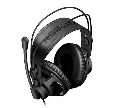 Roccat RENGA Boost Studio Grade Over-ear Stereo Gaming Headset (LS)