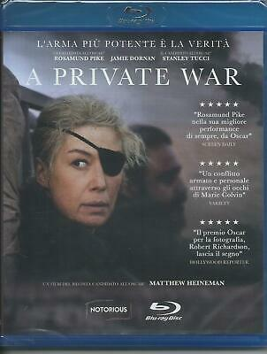 A private war (2018) Blu Ray dal 14/03/2019