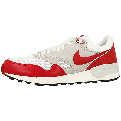 code promo 32224 21135 NIKE AIR ODYSSEY Chaussures Baskets 652989-106 Blanc Rouge Gris Max Classic  90