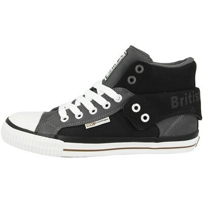 quality design 9d8d2 4adde BRITISH KNIGHTS ROCO Bk Shoes/ High Top Trainers Sneakers ...