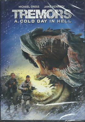 Tremors. A cold day in hell (2017) DVD