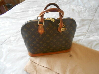 AUTHENTIQUE SAC Alma Louis Vuitton - Occasion - - EUR 280,00 ... 8185644dc26