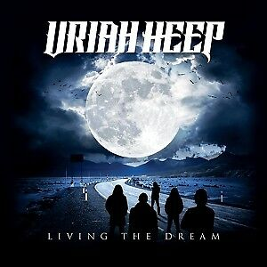 Living The Dream (Gatefold/Black/180 Gramm) - URIAH HEEP [LP]