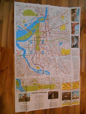 Nyc Subway Map 1989.Old Vintage New York City Metro Map 1989 Edition 7 00 Picclick