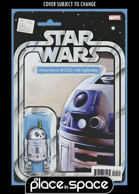 Star Wars, Vol. 2 (Marvel) #61B - Action Figure Variant (Wk06)