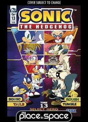 Sonic The Hedgehog, Vol. 3 #13A (Wk06)