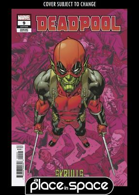 Deadpool, Vol. 6 #9B - Skrulls Variant (Wk06)