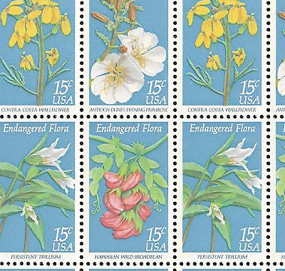 1783-86   Flora  Nh Full Sheet Of 50    Special Sale At Face