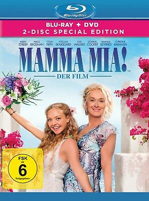 Mamma Mia! - Der Film (+ DVD) [2x Blu-ray Disc]