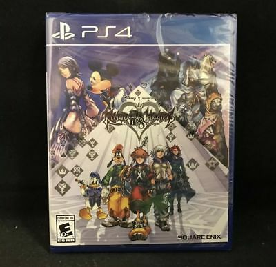 NEW Kingdom Hearts HD II.8 2.8 Final Chapter Prologue PS4 PlayStation 4