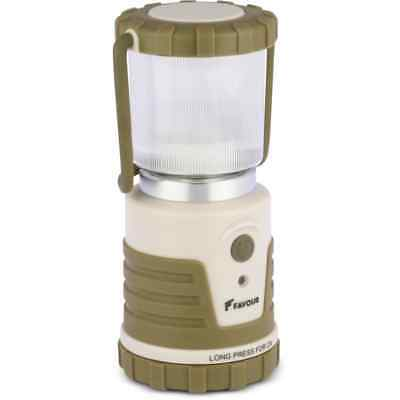 Laternen Camping & Outdoor FAVOUR Campinglaterne 200lm Campinglampe Campingleuchte Zeltlampe Outdoor