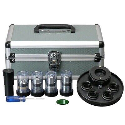 AmScope PCT200 BF & DF Turret Plan Phase Contrast Kit