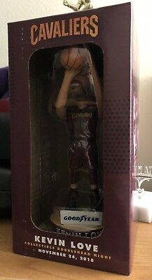 Cleveland Cavaliers Kevin Love Bobblehead Limited Edition Goodyear SGA  11 26 18 a656884f0