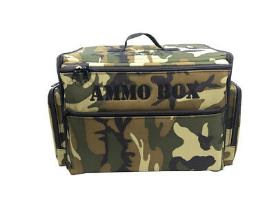 Ammo Box Bag with Magna Rack Load Out (Camo)