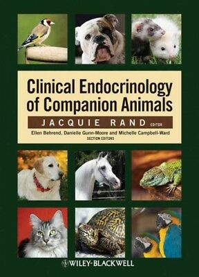 Clinical Endocrinology of Companion Animals, Paperback by Rand, Jacquie (EDT)...
