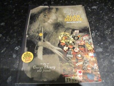 Extraordinary Works of Alan Moore by George Khoury (Paperback)