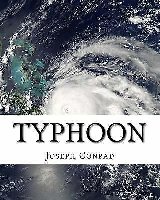 Typhoon : Adventure Story, Paperback by Conrad, Joseph, Like New Used, Free s...