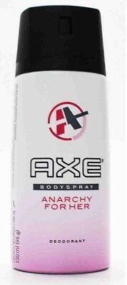 Axe Body Spray Deodorant Anarchy For Her 150 Ml