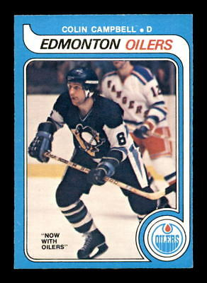 1979-80 O-Pee-Chee #339 Colin Campbell NM/NM+ X1356802