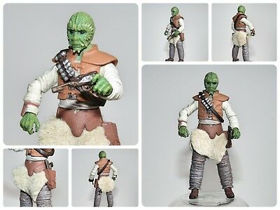 "Star Wars 2010 Vintage Collection Klaatu Skiff Guard (Wooof) 3.75"" Figure"