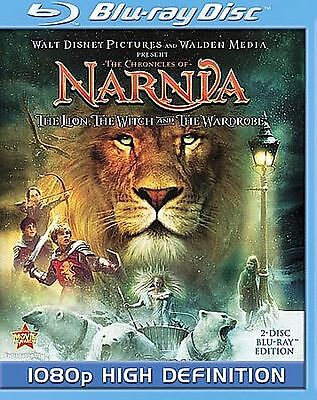 The Chronicles of Narnia (Blu-ray Disc, 2008)
