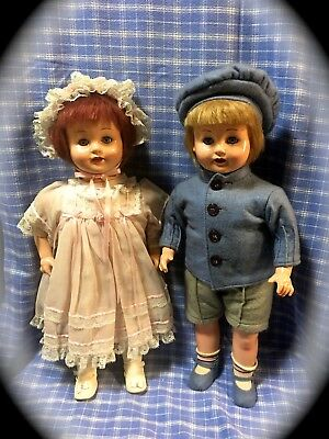 Vintage Horseman Rosebud & Brother Antique Reproduction ~ Adorable! Exc. Cond.