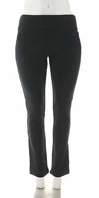 e8cab639a0f ... Woman s Gray Cargo Stretch Canvas Pants Size 8 X 31.  28.99 Buy It Now  6d 4h. See Details. Denim  Co Active Slim Leg Knit Pants Black M NEW A299386