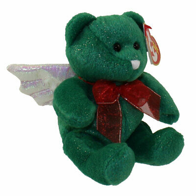 TY BEANIE BABY Hark red - MWMT (Bear Angel 2007) Christmas -  9.00 ... 36d22f4bd500