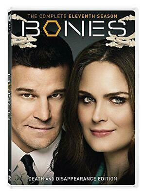 Bones: The Complete Eleventh Season [DVD], DVD, New, FREE & Fast Delivery