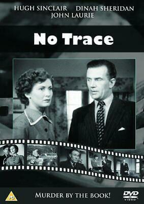 No Trace [DVD], DVD, New, FREE & Fast Delivery