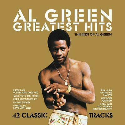 Greatest Hits: The Best of Al Green, Al Green, New,  Audio CD, FREE & Fast Deliv