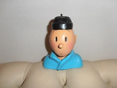 Tintin, Kuifje; very RARE Buste 13 #own collection 1980's