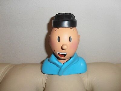 Tintin, Kuifje; very RARE Buste 12 #own collection 1980's