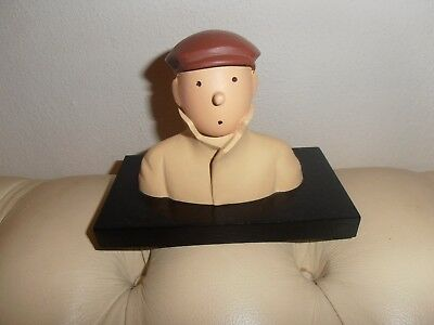 Tintin, Kuifje; very RARE Buste 2 #own collection 1980's