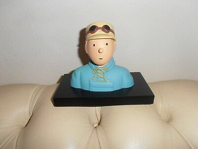 Tintin, Kuifje; very RARE Buste 1 #own collection 1980's