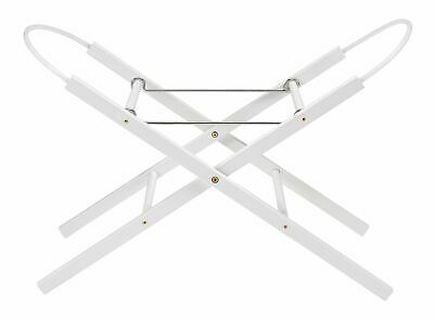 East Coast STAND FOR MOSES BASKET WHITE Baby Nursery Furniture - NEW