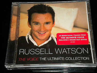 Russell Watson - The Ultimate Collection - CD Album - 2006 - 20 Great Tracks