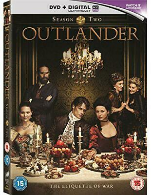 Outlander: Complete Season 2 [DVD], DVD, New, FREE & Fast Delivery