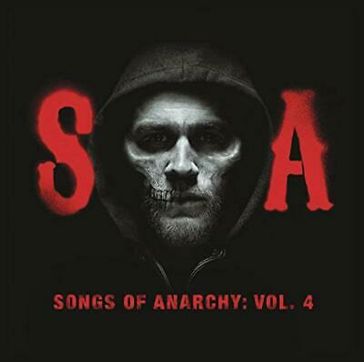 Songs Of Anarchy, Vol. 4 (Music From Sons Of Anarchy), , New,  Audio CD, FREE &