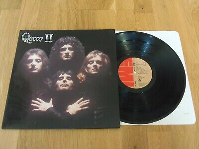 QUEEN II 8/5 Very Early PRESS VINYL 'Hardly Played' *Stunning* Audio EX+/MINT-