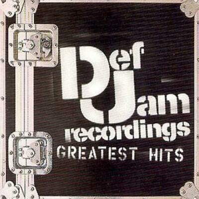 Various Artists : Def Jam's Greatest Hits CD (1999)