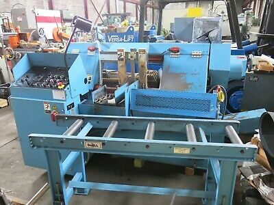 """Doall C305a 12 x 12"""" Capacity Automatic Horizontal Bandsaw Excellent"""