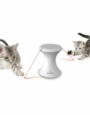 FroliCat DART Duo Interactive Laser Light Toy Dog & Cat Automatic Exercise Toy